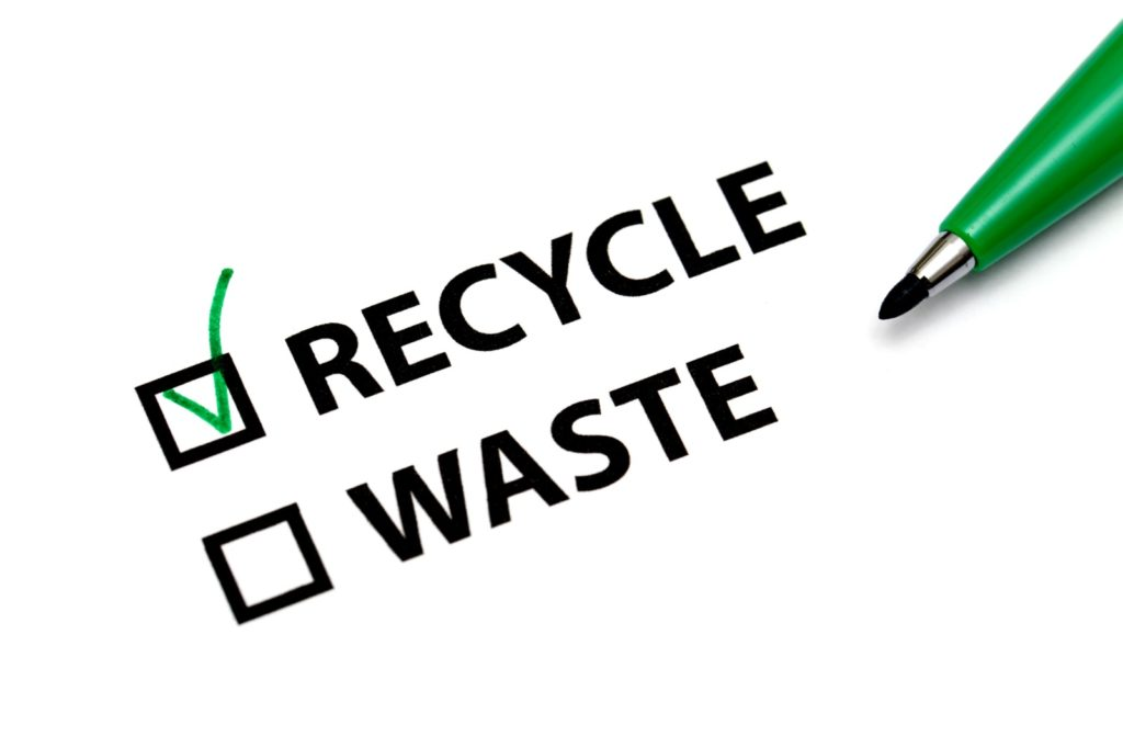 recycling PLA