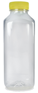 compostable juice bottle